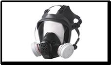 直結式小型防毒マスクTW099