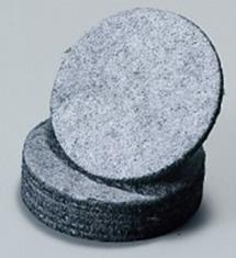 活性炭ろ紙 型式:CP-20