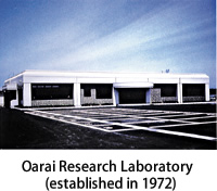 Oarai Reserch Laboratory