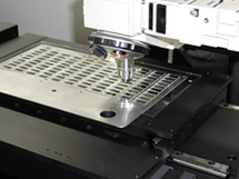 PADC plastic detector
