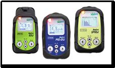 商品紹介:携帯用放射線測定器シリーズ