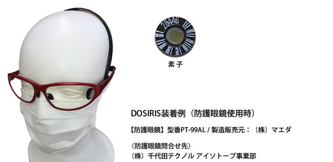 DOSIRIS装着例